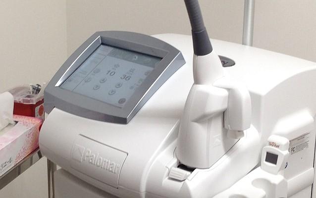 主な光治療(IPL治療・フォトセラピー)の機械について