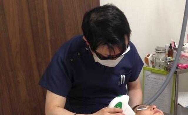 最新機種ICONで美肌・光治療(フォトセラピー)